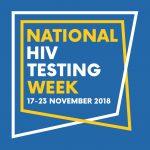 National HIV Testing Week 2080 logo