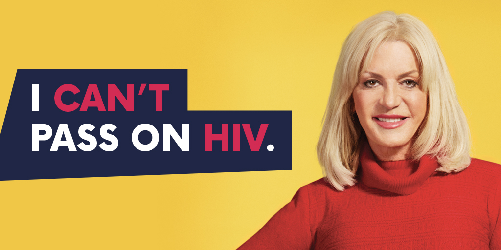 I Can't Pass on HIV - Rebecca