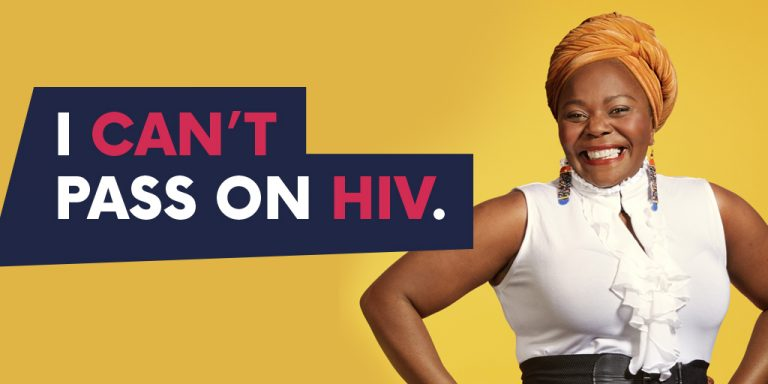 It Starts With Me - I Can't Pass On HIV - Charity