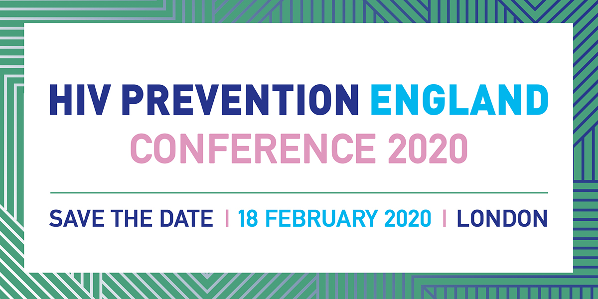 HIV Prevention England Conference 2020