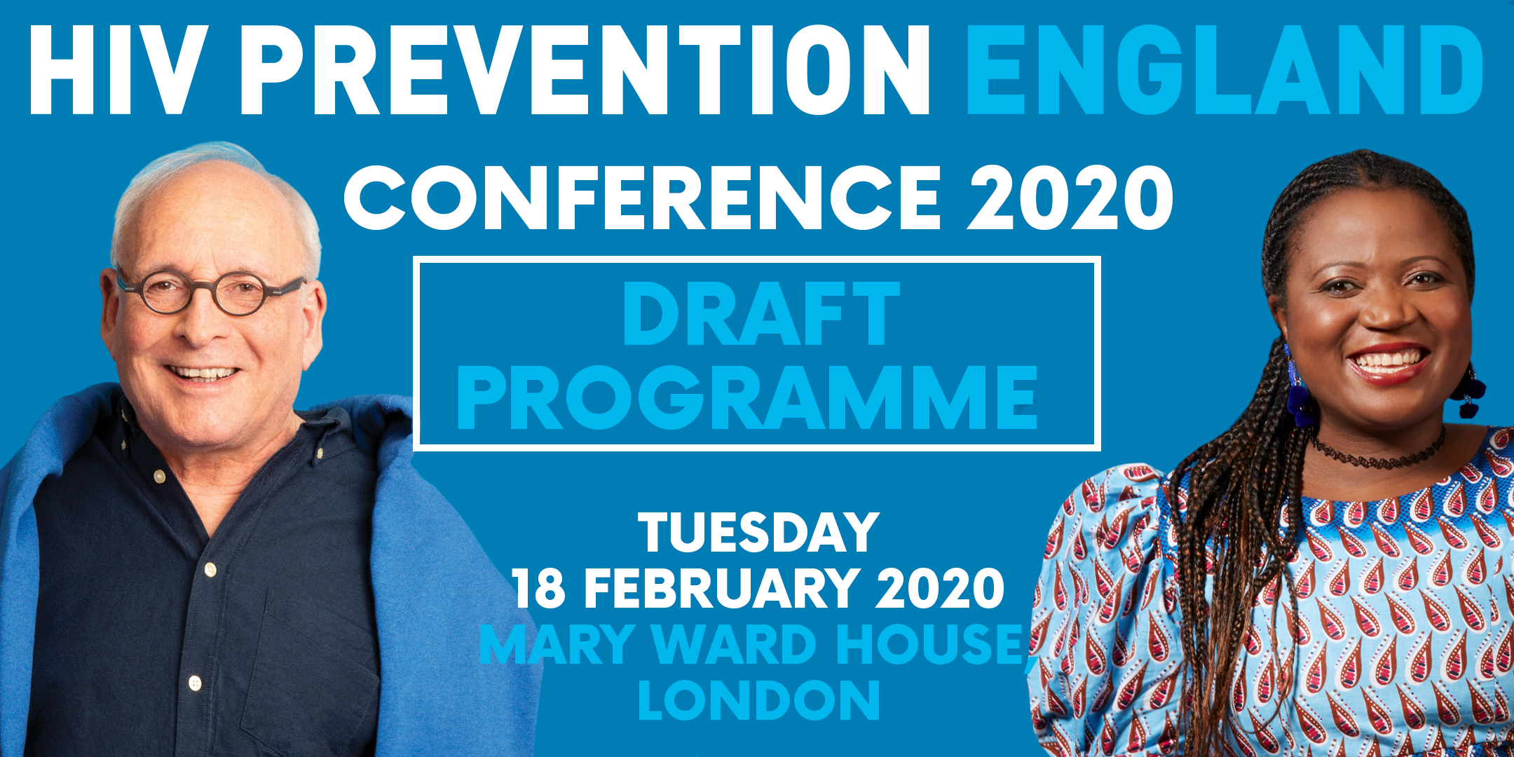 HIV Prevention England Conference 2020 draft programme